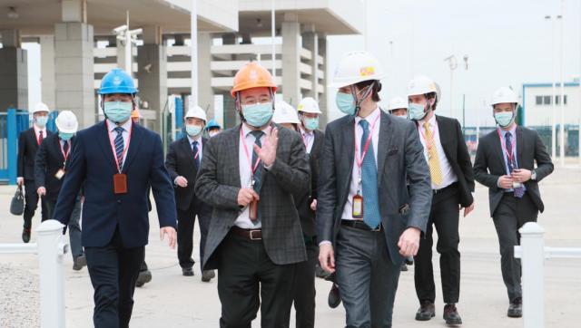 Atucha III: avanzan las gestiones con China para la cuarta central nuclear del país
