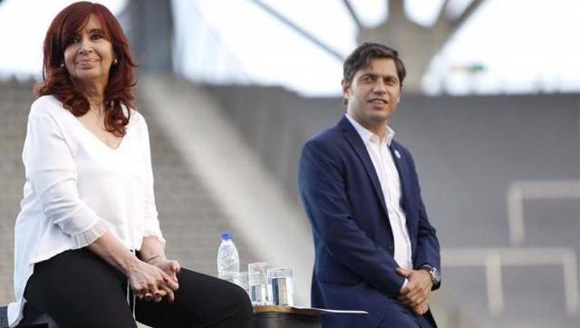 La justicia cerró una de las causas más absurda de la historia sobreseyendo a Cristina Kirchner y Axel Kicillof