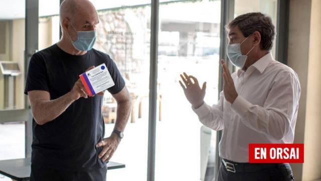 Larreta vacuna a los aportantes de las campañas políticas del PRO