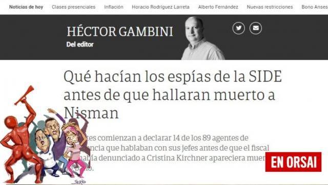 Maximiliano Rusconi desnudó una mentira más de Clarín