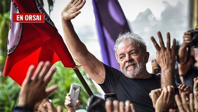 La justicia confirma: Lula podrá ser candidato a la presidencia de Brasil