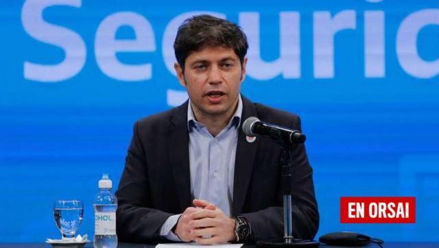 Kicillof advierte que le quitara la habilitación y los subsidios a las escuelas que abran el lunes