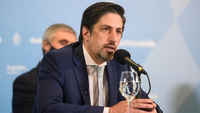 Nicolás Trotta: