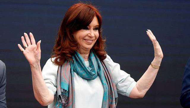 Cristina Kirchner se refirió al discurso y los anuncios de Biden: