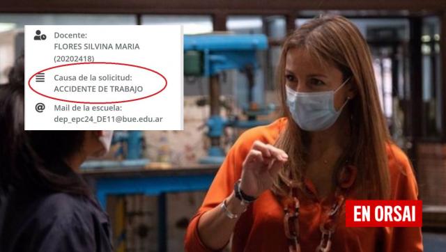 Para el gobierno porteño la directora de la Escuela N°24 falleció a causa de un