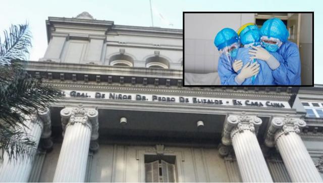 Hospital de Niños: falleció otra enfermera con coronavirus en CABA