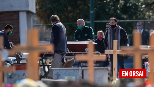 En 48hs fallecieron 5 trabajadores de la educación en CABA por COVID