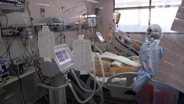 En el día de hoy murieron 496 argentinos por Covid y 17.381 fueron reportados como positivos