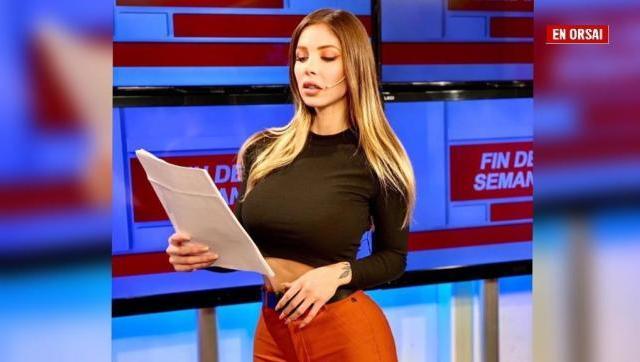 Romina Malaspina fue premiada como la mejor periodista del año