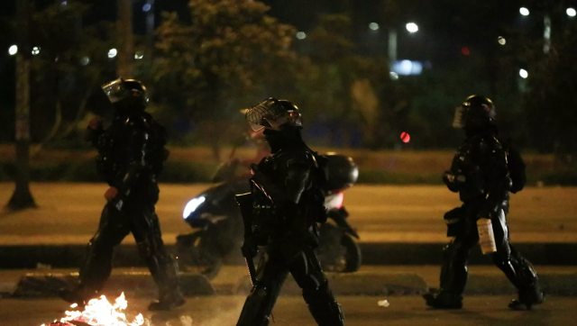Ya suman 42 personas asesinadas por el régimen de Duque durante las protestas en Colombia