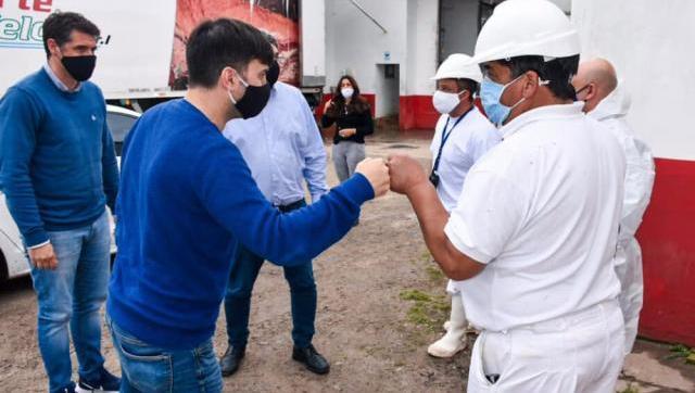 En Castelli encontraron la vuelta al precio de la carne, ofrecerán asado a 399 pesos y arde la Mesa de Enlace