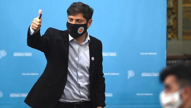 La provincia de Buenos Aires envía un millón de nuevos turnos de vacunación