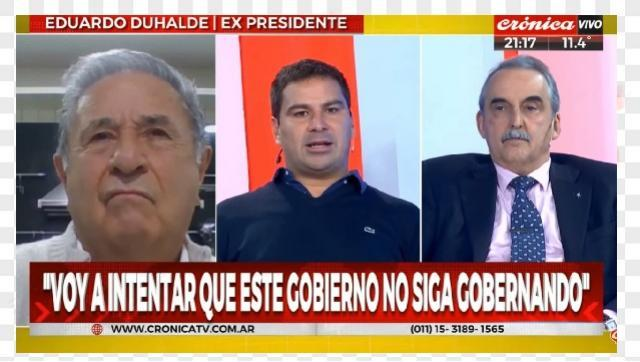 """Nicolás Rodríguez Saá: """"Los jóvenes sub 40 peronistas somos kirchneristas"""""""