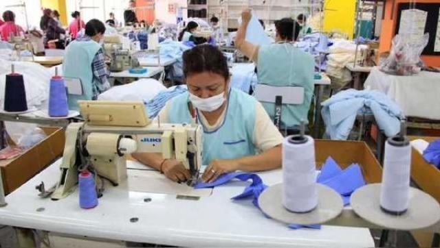 Nueve de cada diez empresarios textiles planean mantener o ampliar la cantidad de personal.