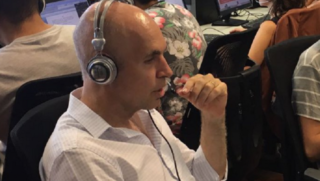 Larreta gasta 11 millones de pesos en mensajitos de voz