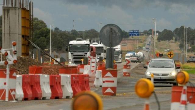 Cafiero, Katopodis y De Pedro Recorren obras y ponen en marcha la autopista