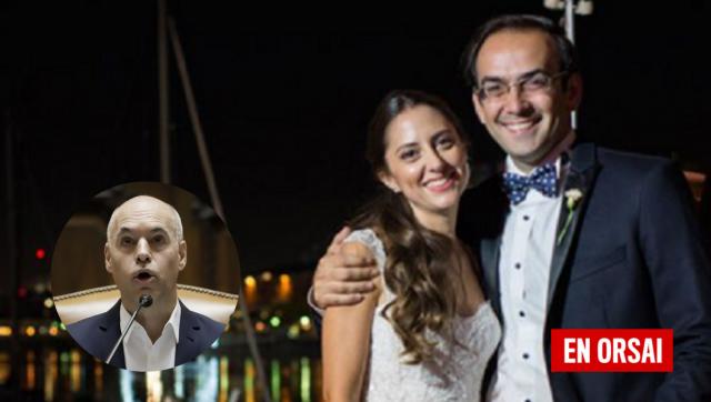 Larreta nombró Gerenta a la esposa del Vicepresidente del Consejo de la Magistratura