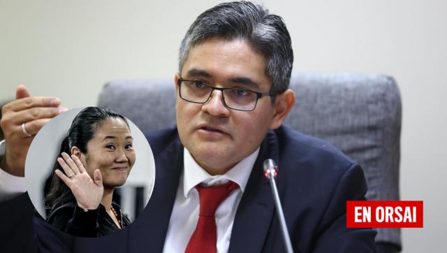 El fiscal anticorrupción de Perú pidió la prisión preventiva para Keiko Fujimori en el caso Lava Jato