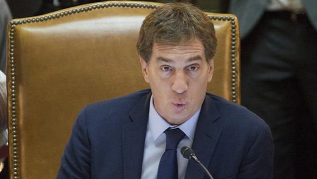 """A full en la interna: Santilli dice estar """"motivado"""" para gobernar la provincia"""