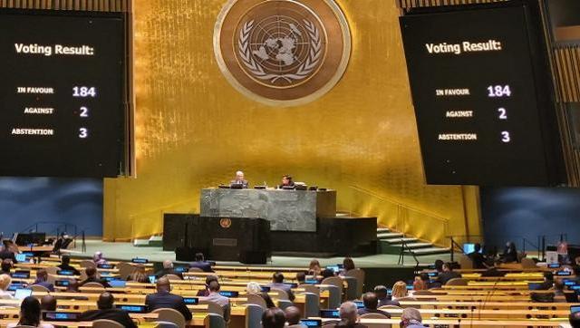 Naciones Unidas: el mundo le dijo NO al bloqueo a Cuba