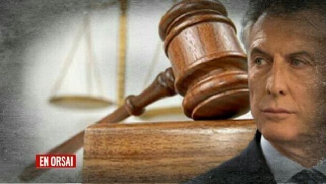 La Justicia imputó a Macri y ex funcionarios de Cambiemos, por presunto envío de armas a Bolivia