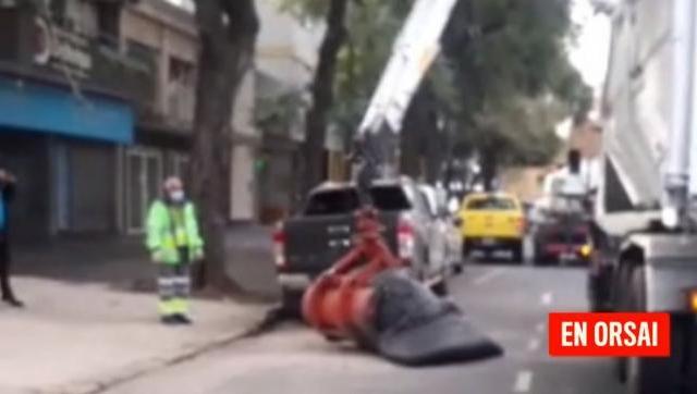 Denuncian operativos organizados por el Gobierno de la Ciudad persiguiendo a personas en situación de calle