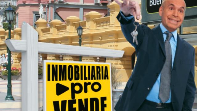 Mañana Horacio Rodríguez Larreta subastará una hectárea del Parque de la Ciudad