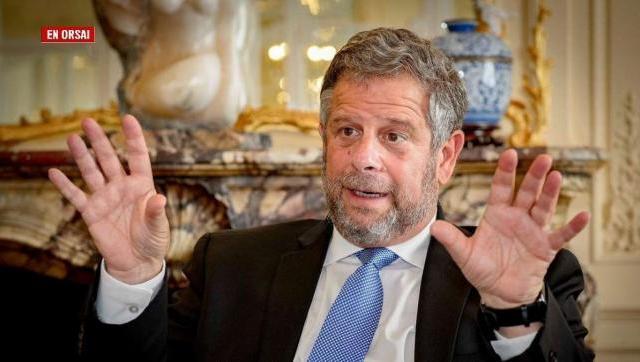 Confesión de Rubinstein: durante el Gobierno de Macri