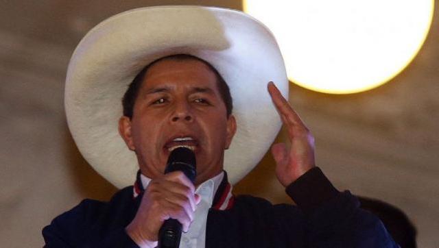 Enterate  de la propuesta de economía popular con mercados del presidente electo de Perú