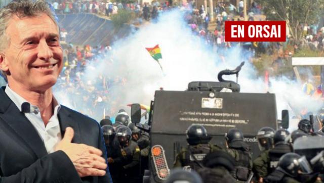Ampliaron la denuncia por contrabando al golpe de estado de Bolivia