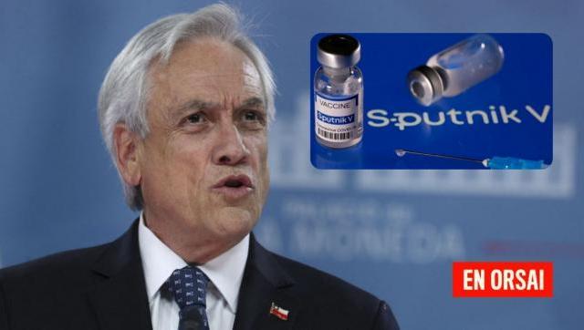 Chile aprueba la vacuna Sputnik porque Pfizer no le entrega