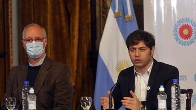 Kicillof ya tiene el nombre para reemplazar a Gollán en el Ministerio de Salud