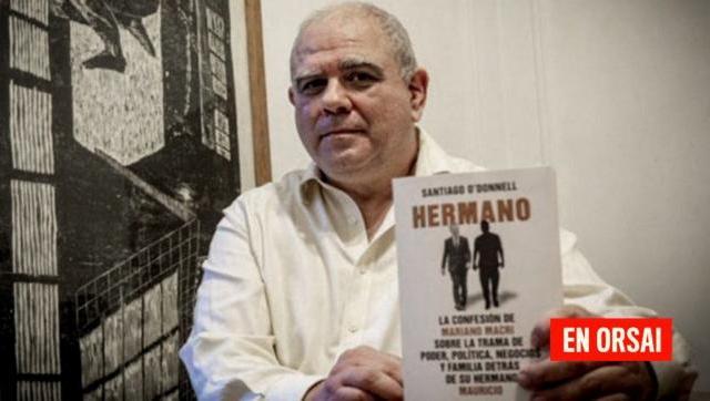 Entrevista a Santiago O´Donnell: nuevas revelaciones que complican a las empresas de Macri.