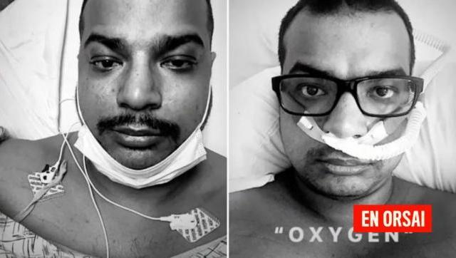 En Los Ángeles murió un hombre que se burló de las vacunas en las redes sociales