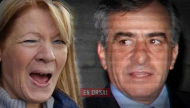 Margarita Stolbizer comparte lista con el político con más denuncias de corrupción