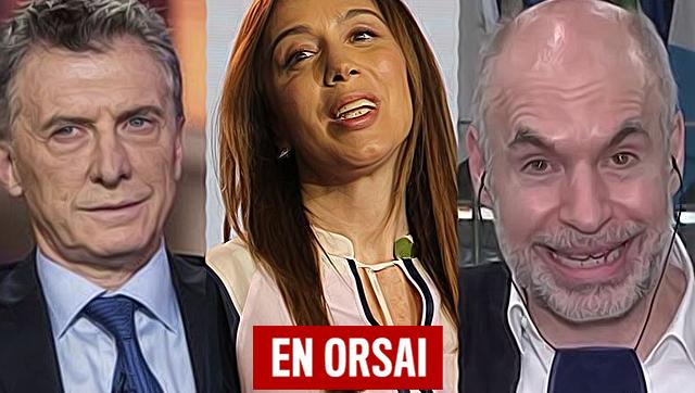 Moreau dijo la posta: la oposición oculta a Macri por ser