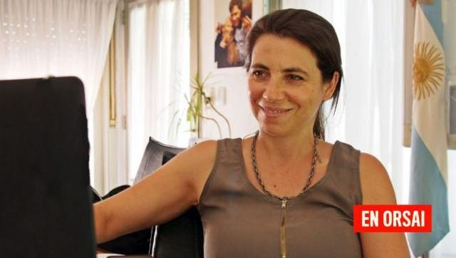 Julieta Calmels: