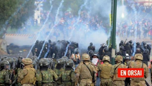 Encuentran más documentos del contrabando de armas macrista a Bolivia