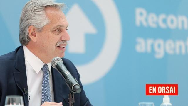 """Alberto Fernández: """"La industria es el motor central del desarrollo y el crecimiento"""""""