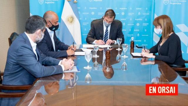 Convenio con la provincia de Salta para agilizar trámites ligados al Registro Automotor