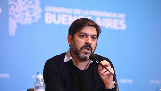 Bianco explicó los cambios en el Gobierno de Kicillof