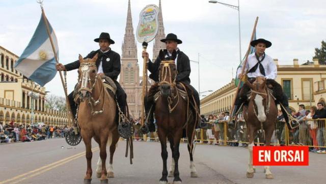 El municipio, la iglesia, organizaciones proteccionistas y círculos criollos suspendieron la peregrinación gaucha a Luján