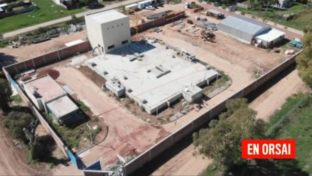 Santa Fe: Se encuentra próximo a finalizar el Acueducto San Lorenzo