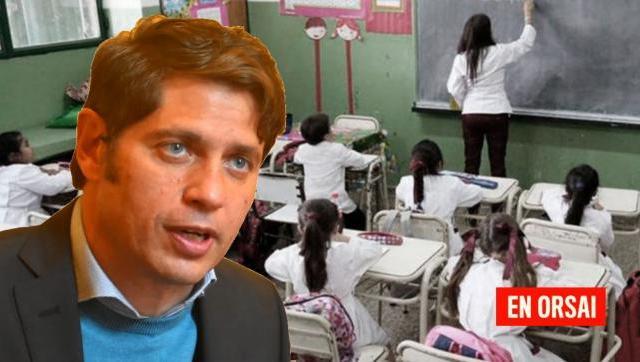 Clases a contraturno y los días sábado en las escuelas bonaerenses