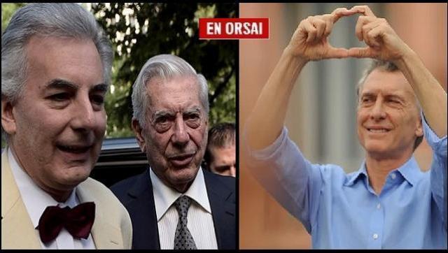 Mario Vargas Llosa también figura en los Pandora Papers