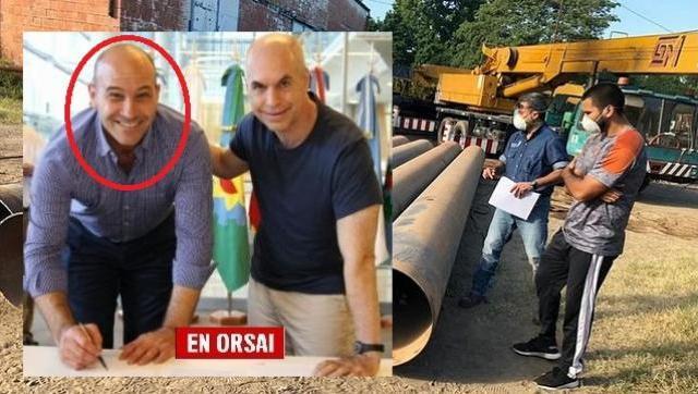 Martiniano Molina implicado en el millonario robo de caños del Gasoducto del NEA