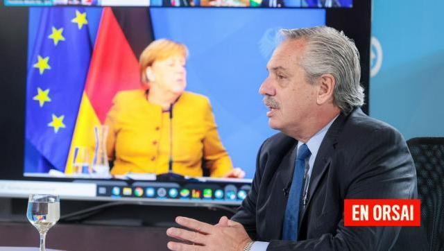 Alberto Fernández partició de la Reunión Extraordinaria de Líderes del G20 sobre Afganistán
