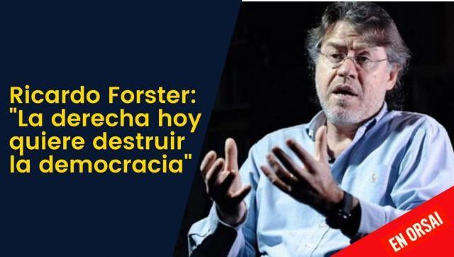 Ricardo Forster: