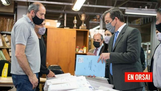 Registro de la Propiedad Inmueble: El ministro Soria inauguró el nuevo Sistema de Presentación Digital de Documentos Registrales