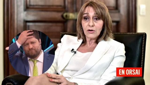 """La causa armada con una """"fake"""" de Clarín contra Gils Carbó fue rechazada por falta de pruebas"""